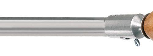 76 Diva 25 alluminio satinato verniciato lucido A ciliegio