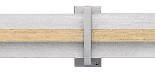 81 Irina alluminio satinato opaco B rovere naturale